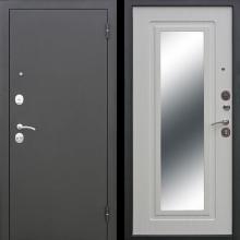Входная дверь ЦАРСКОЕ ЗЕРКАЛО Муар (Венге, белый ясень) - 13600 руб.
