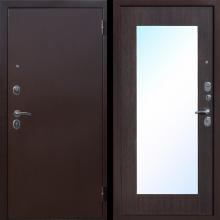 Входная дверь ЦАРСКОЕ ЗЕРКАЛО MAXI (венге, белый ясень) - 13560 руб.
