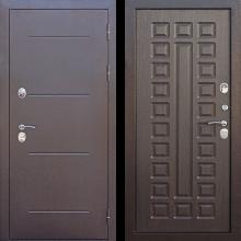 Входная дверь 11 см ISOTERMA Медный антик (венге, лиственница мокко) - 24600 руб.