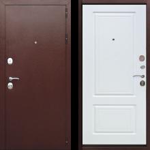 Входная дверь 10 см ТОЛСТЯК РФ Медный антик (венге, белый ясень) - 15700 руб.
