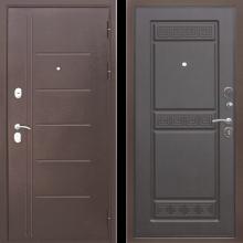 Входная дверь 10 см ТРОЯ  Медный антик (венге, белый ясень) - 16690 руб.