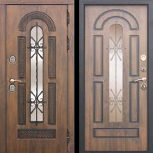 Входная дверь VIKONT (грецкий орех) - 36150 руб.
