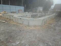 Строительство фундаментов в Кольчугино