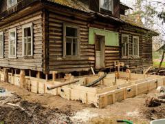 Ремонт старых и ветхих домов